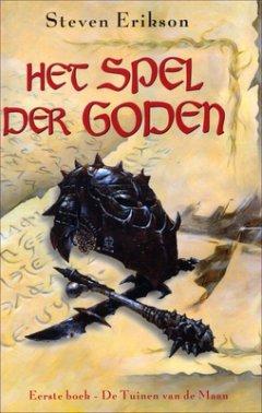 Beste fantasy boeken reeks: De Tuinen van de Maan