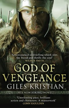 Beste vikingen boek ooit: God of Vengeance - The Rise of Sigurd 1