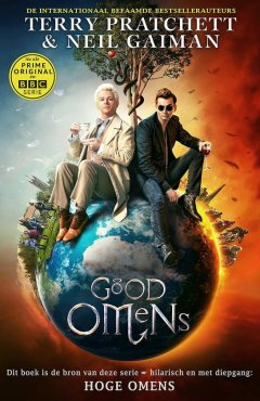Good Omens - Terry Pratchett & Neil Gaiman