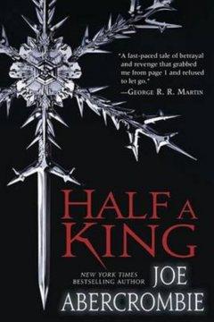 Beste recente fantasy boek Engelstalig: Half a King