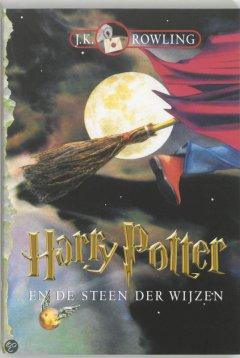 Beste fantasy reeks jeugd: Harry Potter en de steen der wijzen