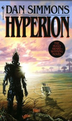 Beste science fiction boek ooit: Hyperion Dan Simmons