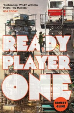Beste nieuw science fiction boek: Ready Player One