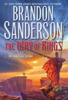 Het beste fantasy boek ooit: The Way of Kings